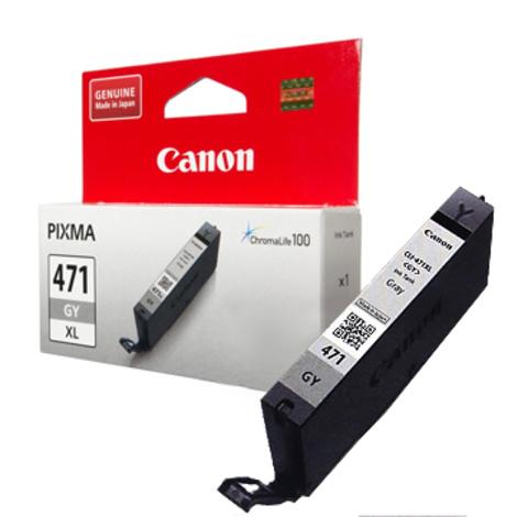 Картридж Canon CLI-471 GY/0404C001
