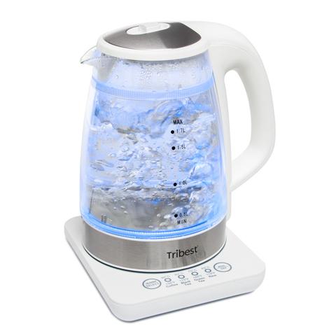 Стеклянный электрический чайник Tribest GKD-450