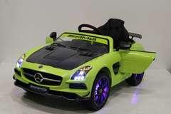 Mercedes-Benz SLS A333AA VIP Carbon Электромобиль детский avtoforbaby-spb