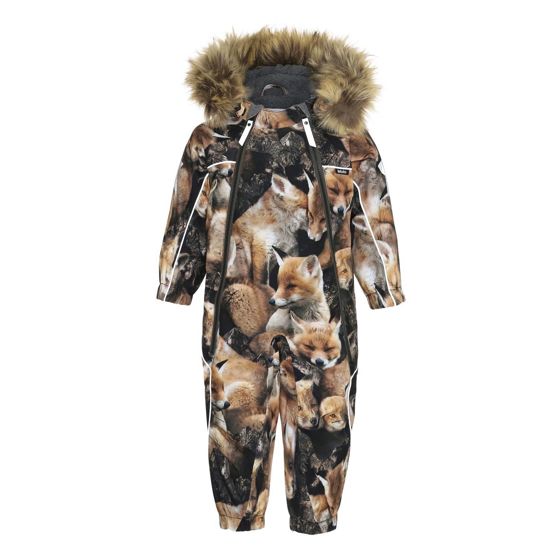 Комбинезон Molo Pyxis Fur Fox Camo