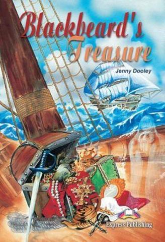 Blackbeard's treasure. Сокровища Черной Бороды. Beginner (5-6 класс). Книга для чтения