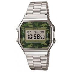 Электронные наручные часы Casio A-168WEC-3E