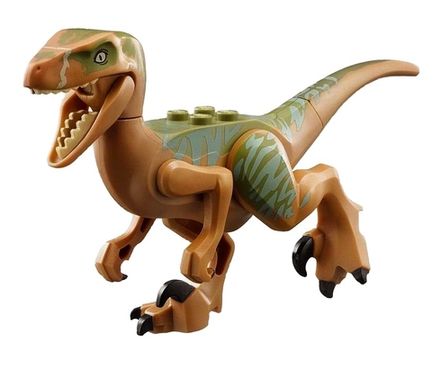 LEGO Jurassic World: Побег раптора 75920