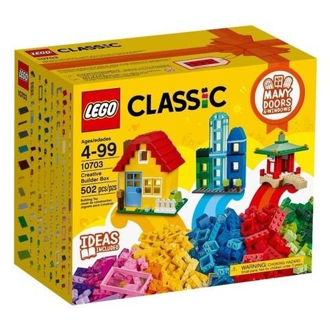 LEGO Classic: Набор для творческого конструирования 10703 — Creative Builder Box