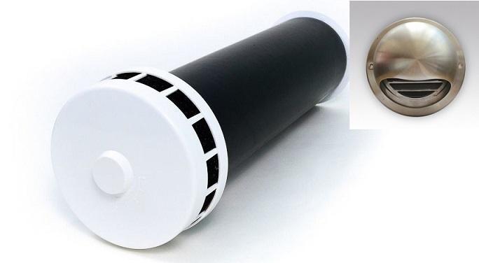 Airone (Россия) КИВ 125 1м с выходом стенным из нержавеющей стали. Клапан Инфильтрации Воздуха КИВ_125_-_СВ.jpg