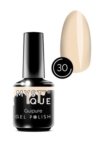 Mystique Гель-лак #30 «Guipure» 15 мл