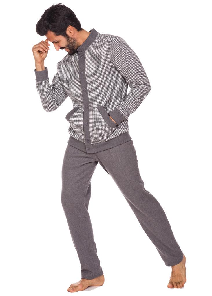 Теплый домашний костюм B&B
