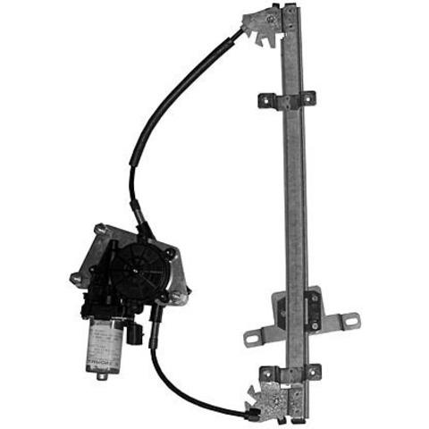 Электростеклоподъемник LIFT-TEK для Nissan Primera I (передний правый)