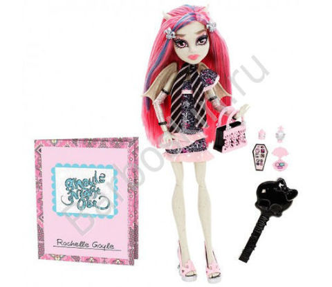 Кукла Monster High Рошель Гойл (Rochelle Goyle) - Ночь Монстров