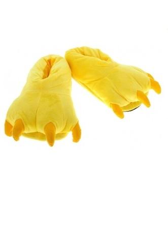Тапочки Жёлтые