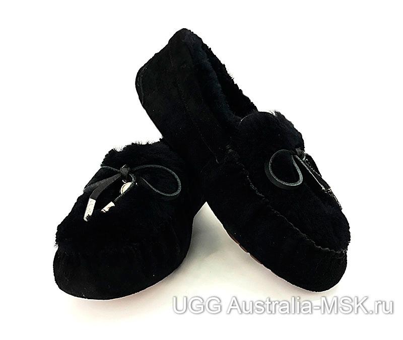 UGG Moccasins Ansley Rivers   Black