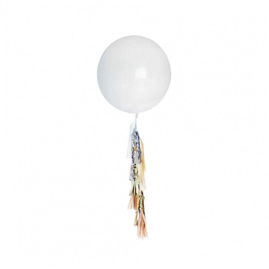 Свадьба Большой белый шар 90 см. 1435593476-55916b04f376a.jpg