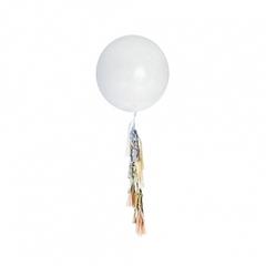 Большой белый шар 90 см.