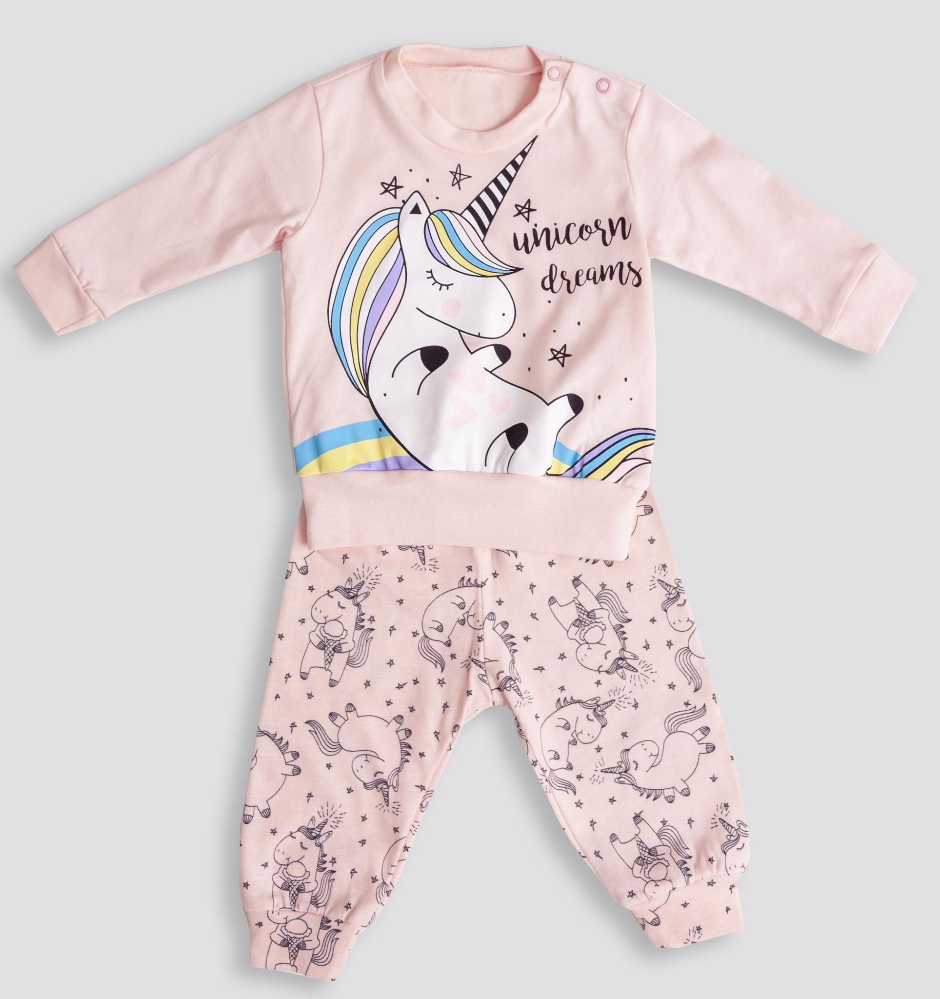Пижама детская E18K-66P101