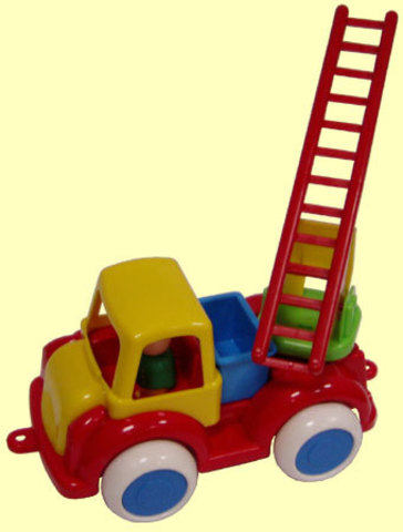 Пожарная машина игрушка