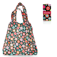 Сумка складная Mini maxi shopper happy flowers Reisenthel