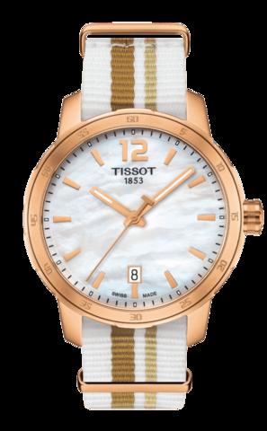 Купить Наручные часы Tissot Quickster T095.410.37.117.00 по доступной цене