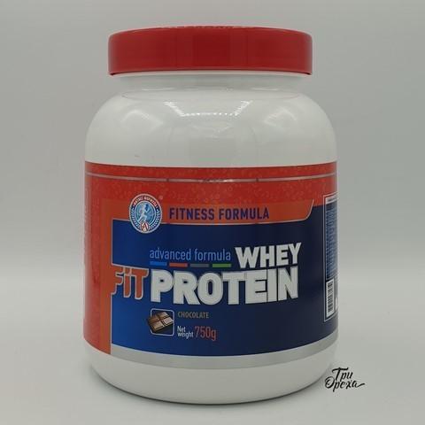 Сывороточный протеин FITNESS FORMULA, вкус шоколад, Академия-Т, 750 гр