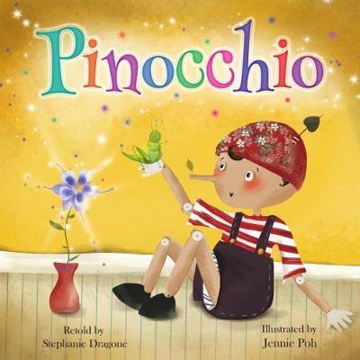 Kitab Pinocchio | Stephanie Dragone