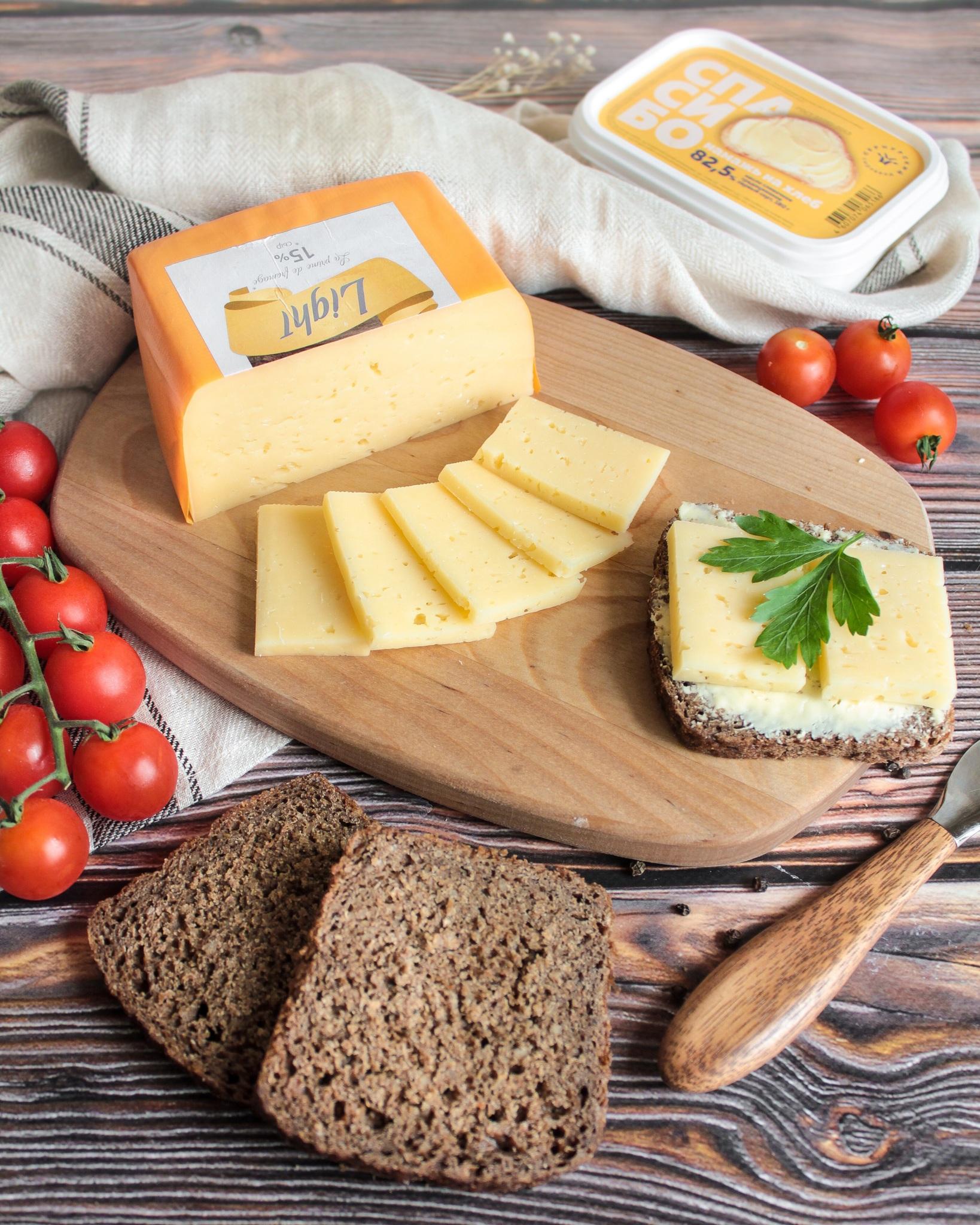 Сыр Легкий 15%, кг