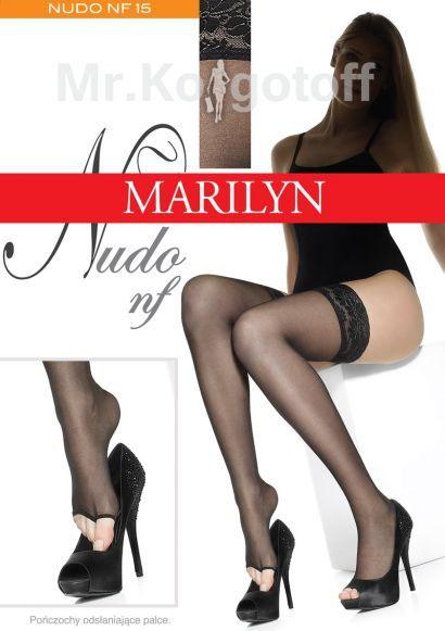 Чулки Marilyn Nudo NF (чулки)
