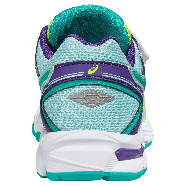 Детские беговые кроссовки для девочек Asics GT-1000 4 PS (C556N 4407) фото