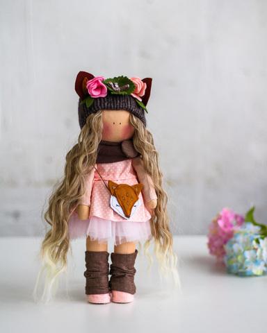 Лялька Меган - Collection Funny dolls