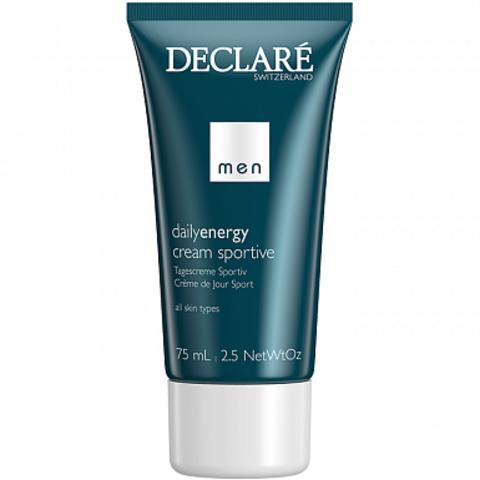 Увлажняющий крем для активных мужчин Daily Energy Cream Sportiv, Declare, 75 мл