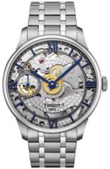 Наручные часы Tissot Chemin Des Tourelles Squelette T099.405.11.418.00