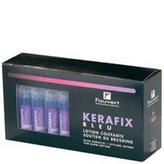 FAUVERT  керафикс голубой лосьон облегчающий расчесывание и укладку  волос, 30х10 мл