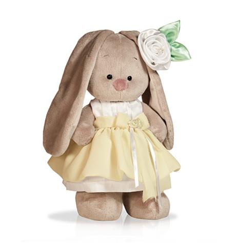 Зайка Ми в платье с цветочком (малая)
