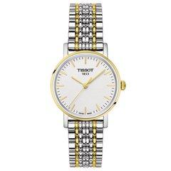 Женские швейцарские наручные часы Tissot T109.210.22.031.00 Everytime Small