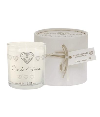 Ароматизированная свеча Только любовь, Amelie et Melanie