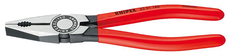 Плоскогубцы комбинированные Knipex KN-0301250