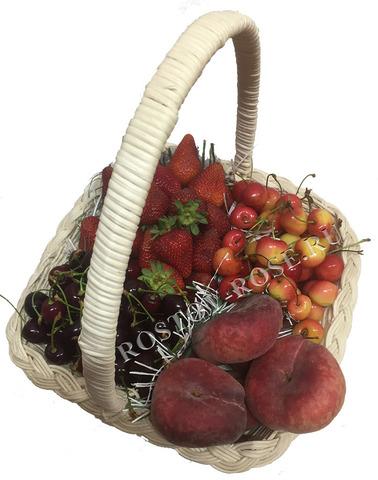 Корзина с фруктами - Фруктовая фантазия