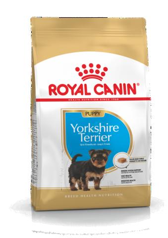 Royal Canin Yorkshire Junior корм для щенков породы йоркширский терьер 500г