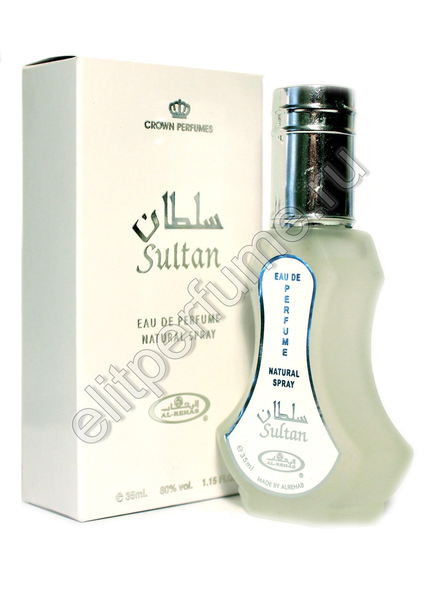 Sultan Султан 35 мл спрей мужской от Аль Рехаб Al Rehab