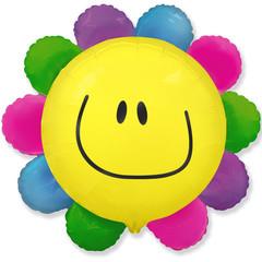 F Мини фигура Цветик - многоцветик (солнечная улыбка) / Rainbow flower (14