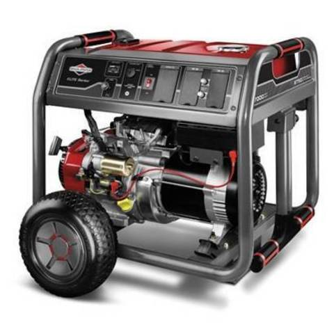 генератора BRIGGS & STRATTON 7500 EA Elite