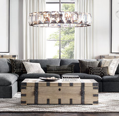 Harlow Crystal Chandelier 60