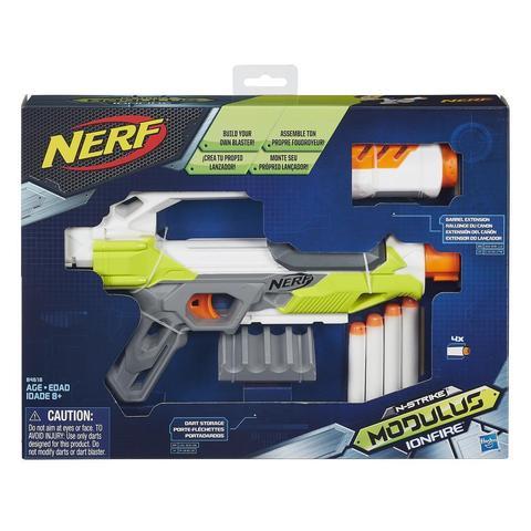 Hasbro: Nerf Бластер Модулус ЙонФайр B4618  — Nerf Modulus IonFire  — Нерф Нёрф Хасбро