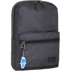 Рюкзак Bagland Молодежный mini 8 л. Черный (0050869)