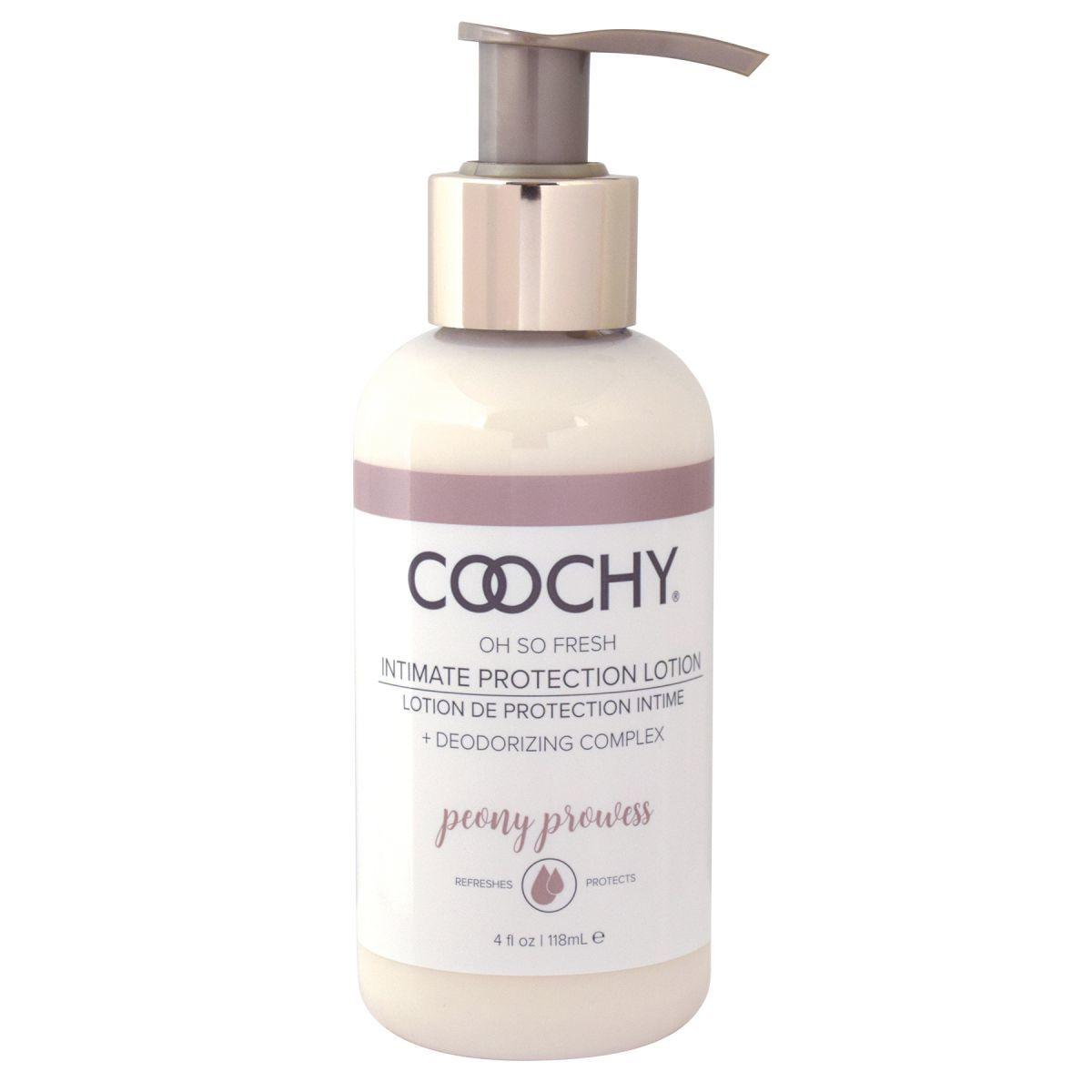 Средства по уходу за телом, косметика: Защищающий лосьон с эффектом пудры COOCHY Peony Prowess - 118 мл.