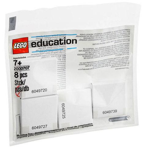 LEGO Education Mindstorms: Набор с запасными частями Резиновые кольца и приводы 2000707 — Replacement Pack Rubber Bands — Лего Образование