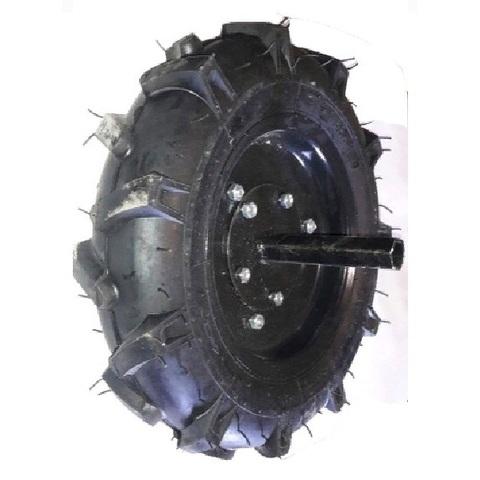 Колесо 4,00*10 к мотоблоку (покрышка, камера, диск+ступица S23)