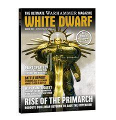 White Dwarf March 2017 / Март 2017