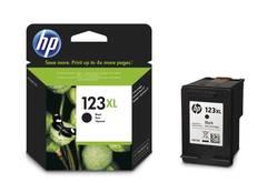 Картридж HP 123XL  чёрный большой ёмкости