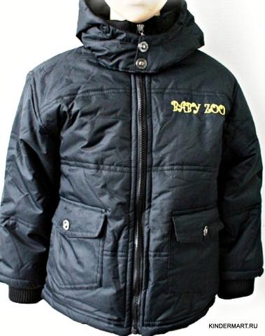 Куртка зимняя для мальчика Baby Zoo Kong