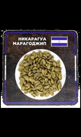 Зеленый кофе Никарагуа Марагоджип