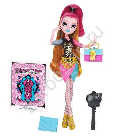 Кукла Monster Джиджи Грант (Gigi Grant) - Новый скарместр